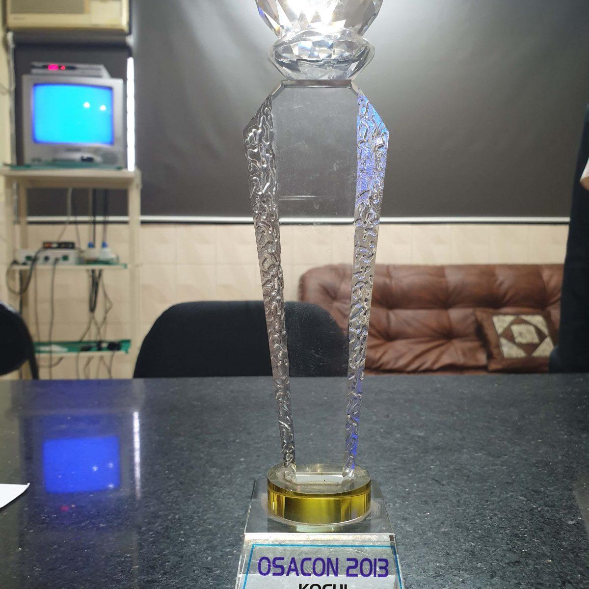 OSACON 2013 | Dr. Seemab Shaikh | ENT surgeon in Pune