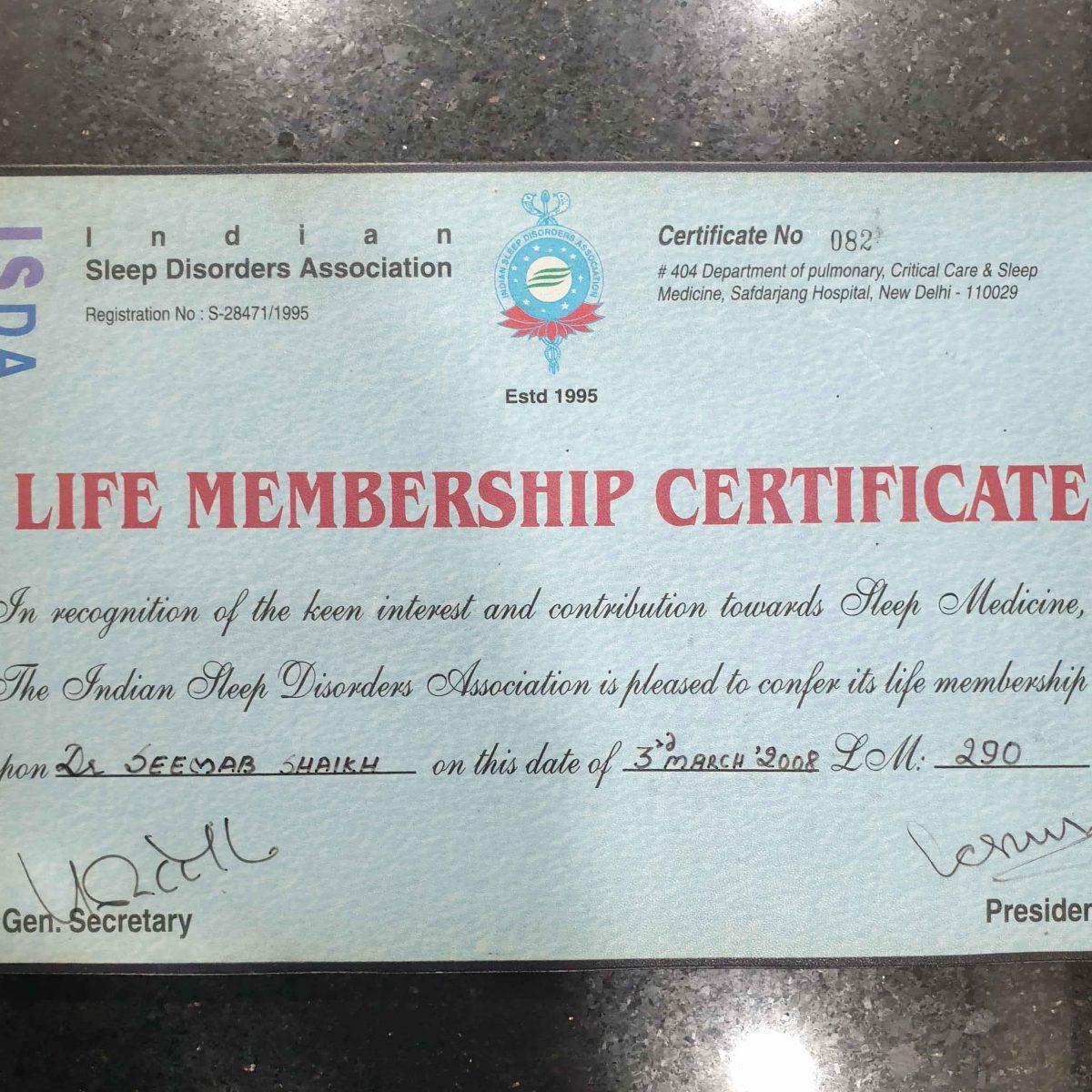 Sleep Disorder Association| Dr. Seemab Shaikh | ENT surgeon in Pune