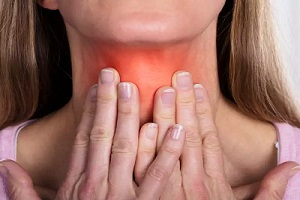 Swallowing problem treatment